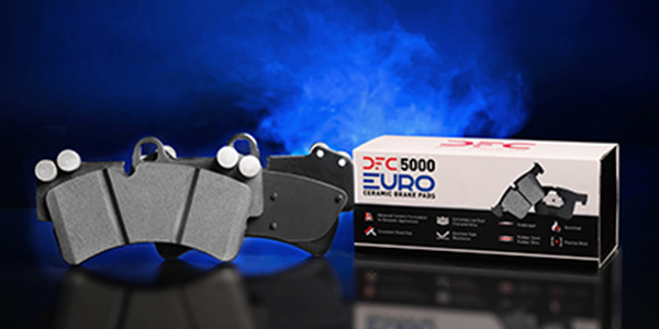 Dynamic Friction Company Unveils DFC 5000 EURO Ceramic Brake Pads