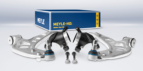 MEYLE Offers MEYLE-HD Control Arm Kit For BMW And Mini