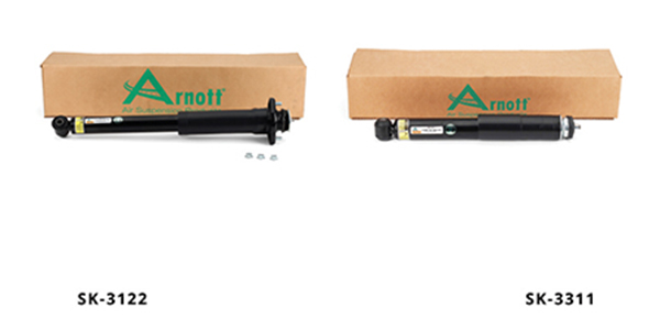 Arnott Introduces New Rear Shocks For Range Rover And Mercedes-Benz E-Class And CLS-Class