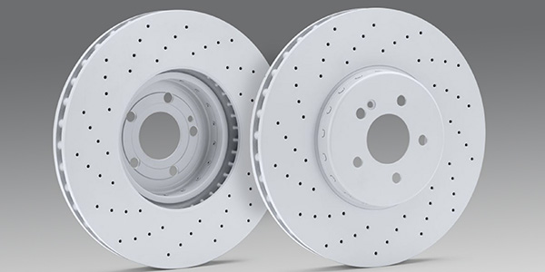 Continental Introduces ATE Disc Brake Rotor For Popular Mercedes-Benz Models