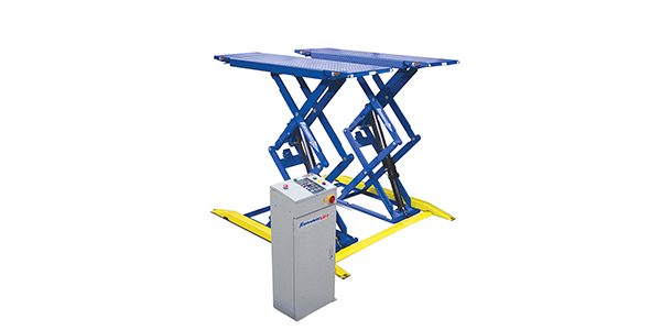 Forward Lift Introduces Low Profile Scissor Lift