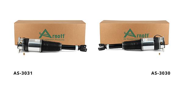Arnott Introduces New Premium Air Suspension Struts For 2004-2010 Audi A8