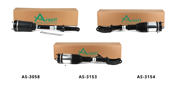 Arnott Introduces New Premium Air Suspension Struts For Mercedes-Benz GL-Class And ML-Class