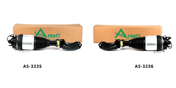 Arnott Introduces New Premium Air Suspension Struts For 2011-2017 Porsche Cayenne
