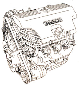 1997 buick lesabre 3 8l engine diagram second generation repairs servicing the gm 3800 series ii engine  servicing the gm 3800 series ii engine