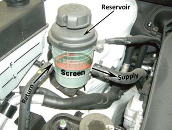 Tech Tip Hyundai Power Steering Pump Whining Noise