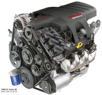 servicing gm s 3800 v6 engines 3 8l v6 engine has had a production run lasting more than 30 years like the small block chevy v8 this engine has undergone many changes over the
